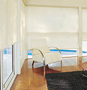 Sunscreen Rollershades